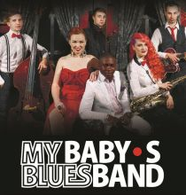 "Группа ""My Baby's Blues Band"" 2014"